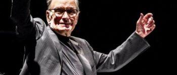 L'Arena di Verona ricorda il maestro Ennio Morricone