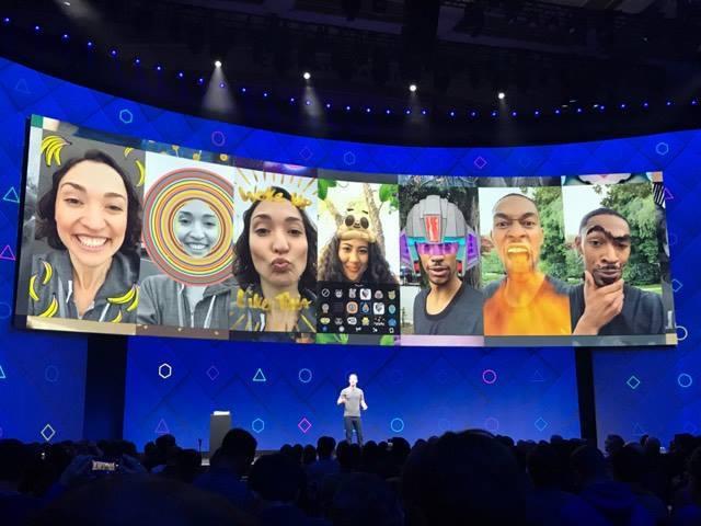 Facebook sta lavorando a un paio di occhiali con realtà virtuale
