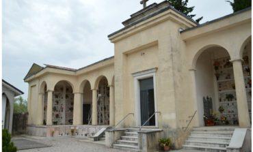 Sona. Lavori di manutenzione straordinaria alla copertura locularia lato Sud e rifacimento intonaco cappella del cimitero di San Giorgio in Salici