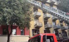 Polizia Locale. Incendio in appartamento in Corso Porta Nuova