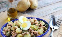"""Rubrica """"Le mie ricette"""": La signora Giovanna ci consiglia l'insalata di patate estiva"""