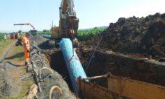 Pfas. Cantieri delle nuove condotte per portare acqua pulita in zone contaminate senza ritardi nonostante l'emergenza sanitaria