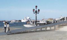 """La Giunta approva le nuove rampe su 5 ponti che vanno da riva degli Schiavoni ai Giardini della Biennale. L'assessore Zaccariotto: """"Così spariscono delle barriere architettoniche e rendiamo Venezia sempre più accessibile"""""""