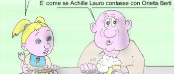 """Rubrica """"Che Satira!"""" - Vignetta"""