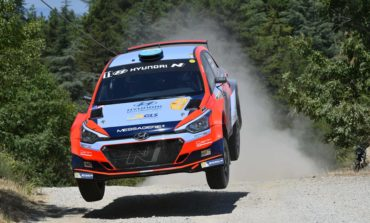 Hyundai protagonista poco fortunata nel Campionato Italiano Rally Terra