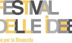 """""""Festival delle idee"""": Corrado Augias, Fiona May, Jury Chechi, Enrico Vanzina, Valeria Parrella, Telmo Pievani per la seconda edizione"""
