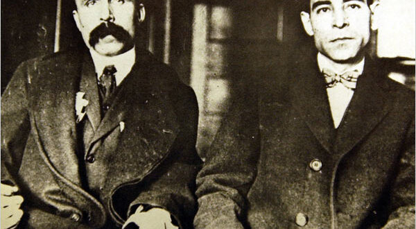 93° anniversario dall'esecuzione di Nicola Sacco e Bartolomeo Vanzetti 2020