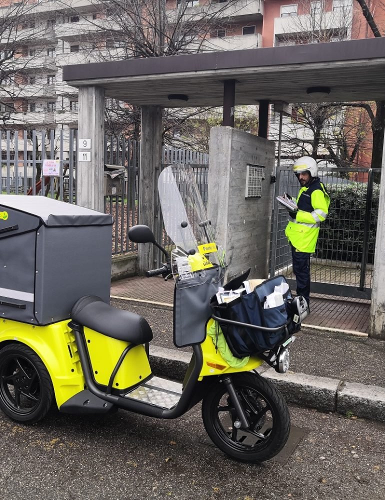 """Poste Italiane, """"Un'azienda sempre più green anche in provincia di Verona"""""""