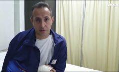 VIDEO - Libano, il caporal maggiore Caldarulo racconta i momenti dell'esplosione