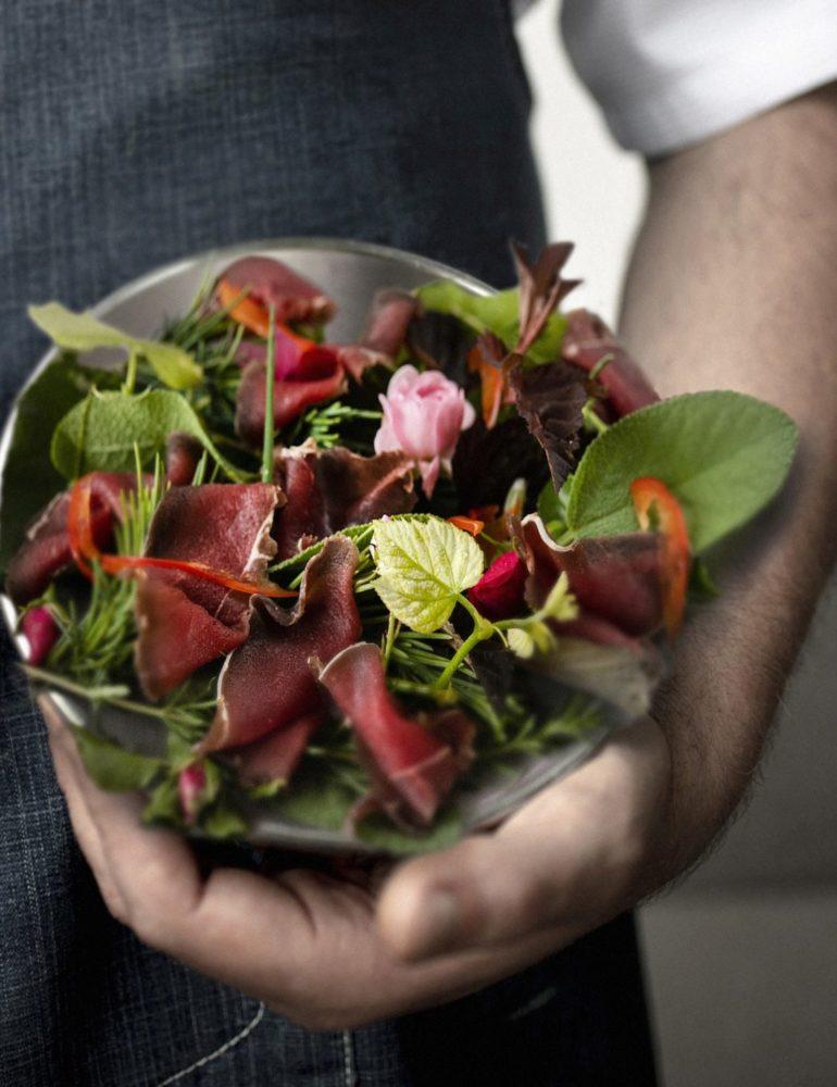 Friuli Venezia Giulia. La Nuova Cucina. Vuoi sentire che sapore ha il futuro?