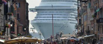 Venezia scommette sul ritorno delle navi da crociera in Laguna