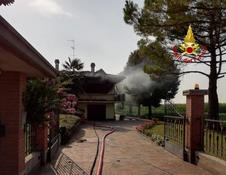 Fuga di gas in casa nel veneziano, ferita 70enne