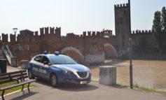 Verona. Controlli, bilancio settimanale della Polizia di Stato