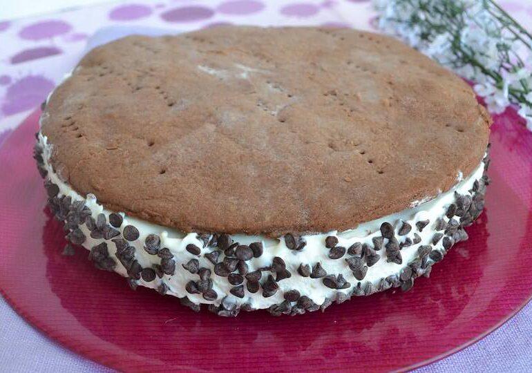 """Rubrica """"Le mie ricette"""": Marianna ci consiglia la torta gelato cookie"""