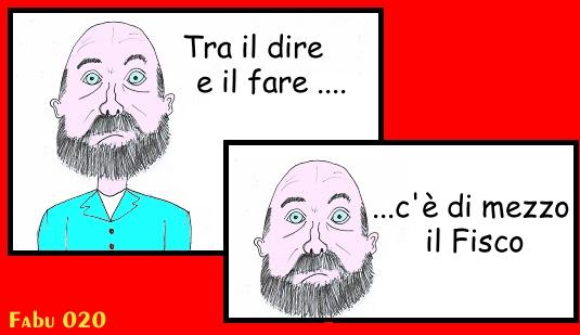 """Rubrica """"Che Satira!"""" – Vignetta"""
