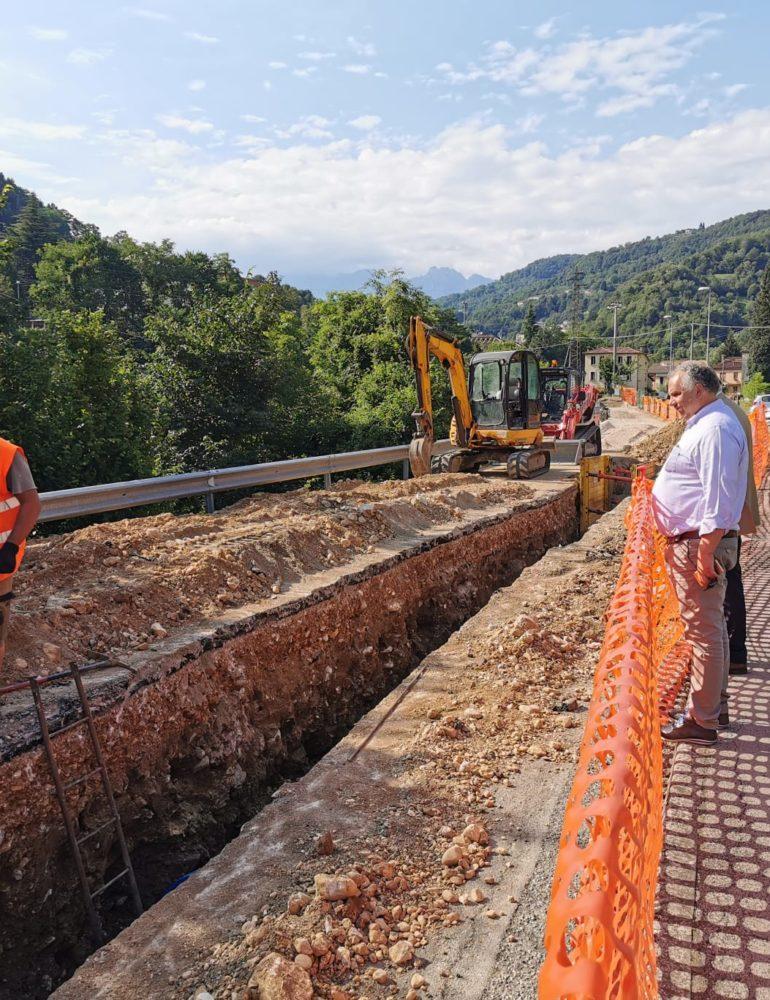 PFAS. Aggiornamento stato di attuazione delle opere commissariali di nuove condotte per portare acqua pulita in zone contaminate