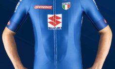 Ecco la nuova maglia della nazionale italiana