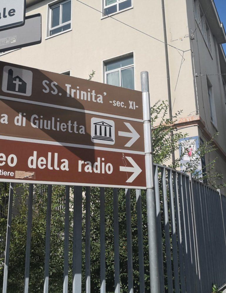 Richiesta Riapertura Museo della radio ITIS Galileo Ferraris