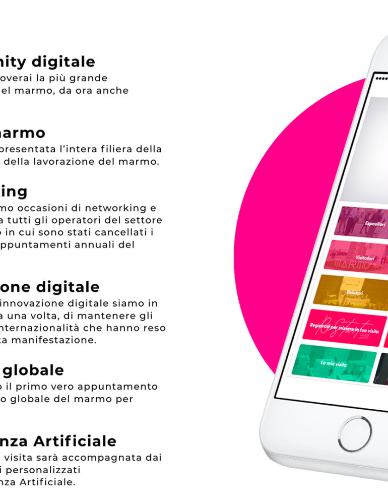 Veronafiere, con Marmomac Digital Restart al via il primo evento 100% online