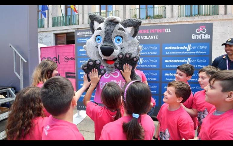 Giro d'Italia 2020: Dynamo Camp sarà il charity partner