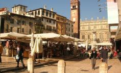 Mercato di Piazza Erbe aperto anche nei weekend di ottobre