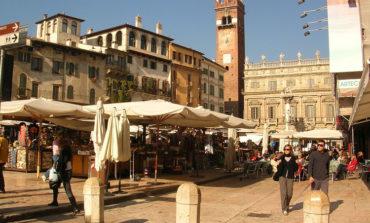 Fino al 30 Aprile aperto tutti i weekend il mercato di Piazza Erbe