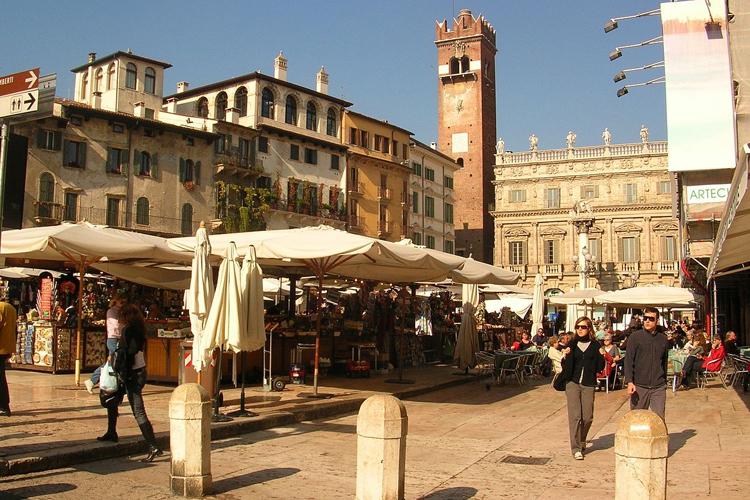 Caccia al tesoro in tre quartieri di Verona