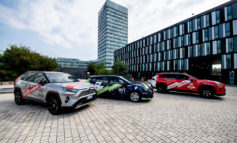 RCS Sport e Toyota rinnovano l'accordo per il Giro d'Italia