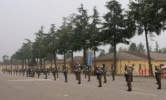 I nuovi Soldati dell'Esercito Italiano giurano fedeltà alla Repubblica.