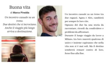 """""""Buona Vita"""" di Marco Piredda: un romanzo che parla d'amore, di ferite e di destino"""