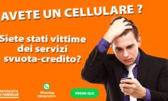 Siete stati vittime di truffe telefoniche svuota credito?