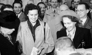 Una data da ricordare: 30 gennaio 1945. Le donne conquistano il voto, un monito che deve rimanere, per tutte