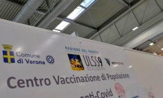 Verona. Chiude l'hub in fiera per le vaccinazioni. Quasi 35 mila persone vaccinate in 6 mesi