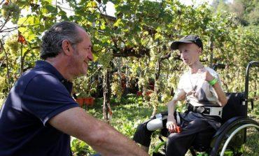 """Dal cuore delle Colline Unesco e di Sammy Basso parte una """"Grande Impresa"""" per raccogliere fondi a favore della ricerca sulla progeria"""