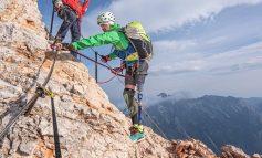 """Scalato anche il Triglav, la """"vetta"""" della Slovenia: altra impresa dell'alpinista paralimpico Moreno Pesce"""