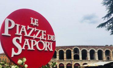 """Torna a Verona 'Le Piazze dei Sapori'. Sboarina: """"Stiamo tornando a livelli pre-Covid, evento a supporto dell'economia"""""""