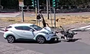 Incidenti a Verona. Video shock di alcuni incidenti