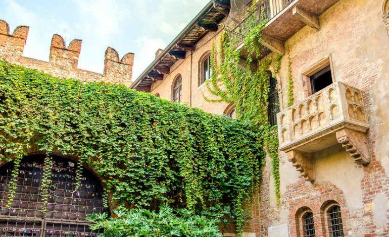 Martedì 12 ottobre la Casa di Giulietta chiusa per le riprese del film Netflix 'Love in the Villa'