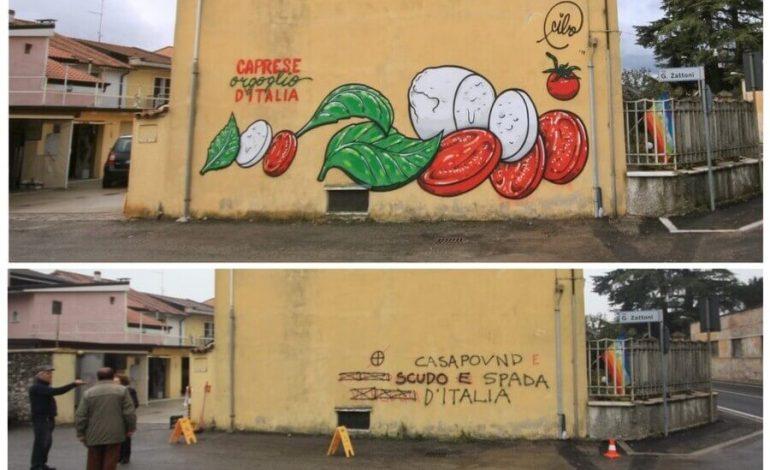 Il menù graffitaro di Cibo