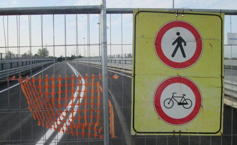 L'Altra Verona… Collegamento stradale off limits, un viadotto non ancora percorribile