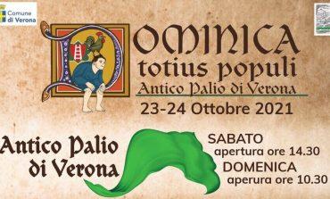 Antico Palio di Verona. Weekend di eventi e rievocazioni medievali